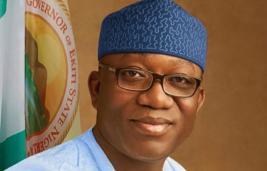 Governor Kayode Fayemi Is Been Accused By PDP For Releasing Armed Thugs In Ekiti State