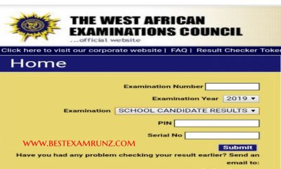 How To Check WAEC Result 2021,May/June West African Examination Certificate