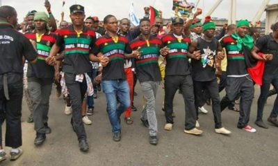 Biafra - IPOB Denies Bombing Wike's Father's Church