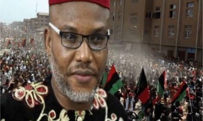 Nnamdi Kanu - Arewa, Others Trying To Reenact 1966 Coup