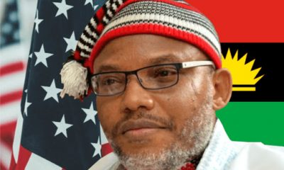 Nnamdi Kanu - Stock Up Tomatoes and Onions, Revolution Underway