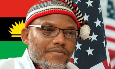Boko Haram Was Peaceful Until Nigerian Govt Started Killing Them – Nnamdi Kanu Warns