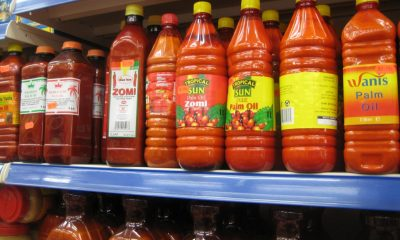 Price Of Nigerians Palm Oil Ranks Highest In Global Market