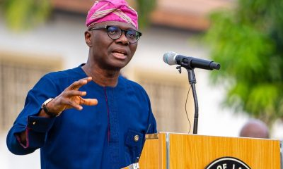Gov Sanwo-Olu Imposes Curfew, Bans Parties In Lagos State