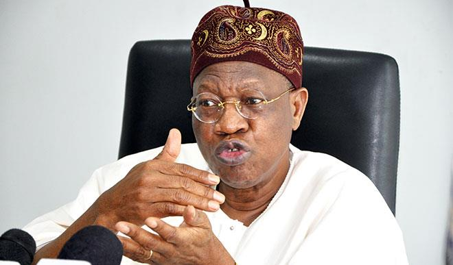 Igbo leaders Meeting: Lai Mohammed Reveals Details, Plans