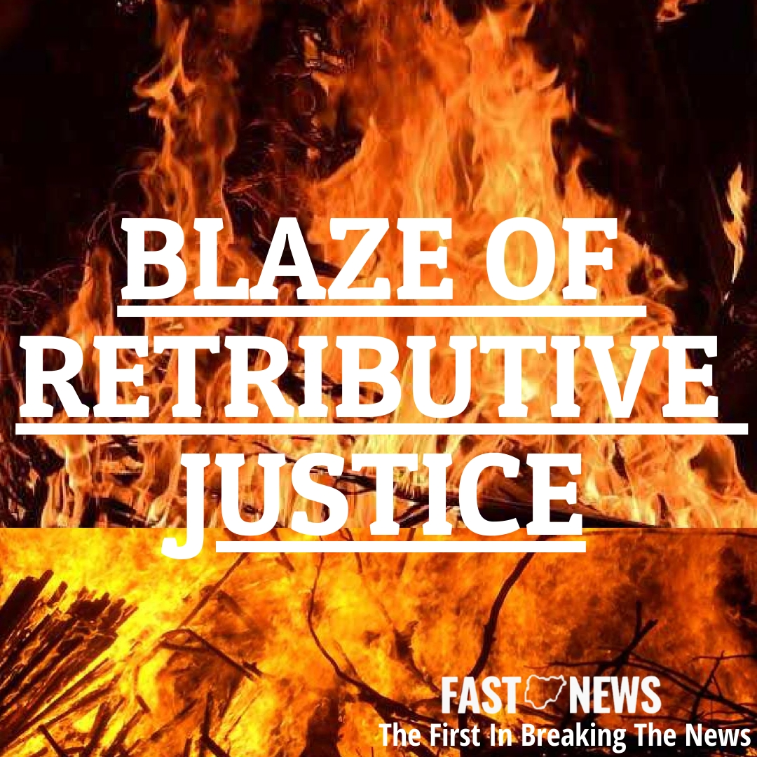 Blaze Of Retributive Justice