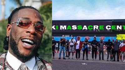 The People You Killed During Lekki Massacre Will Disturb You - Burna Boy Laments