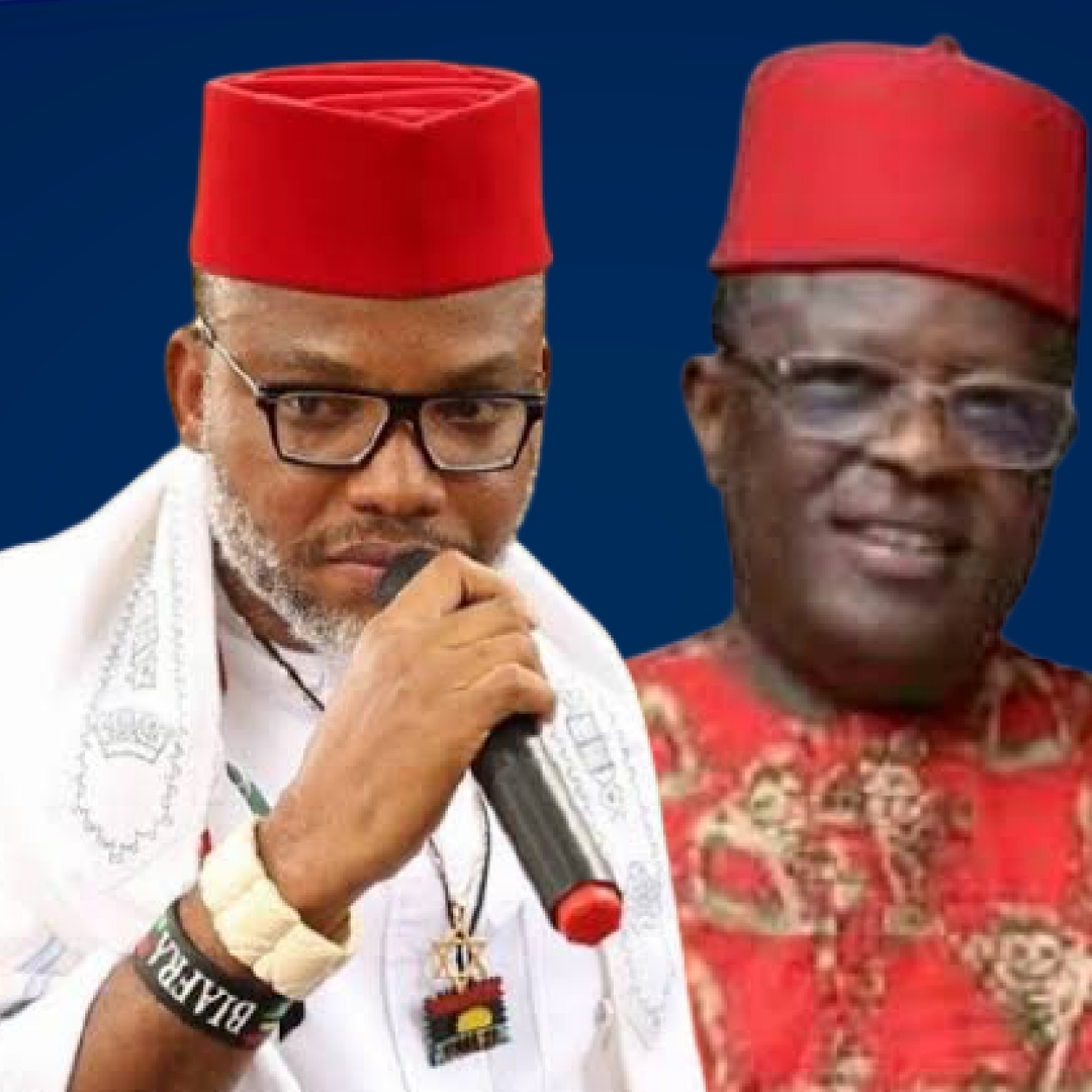 Nnamdi Kanu - Reasons Why Umahi Refused To Support Peter Obi in 2019