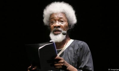 Prof. Wole Soyinka Releases New Novel After 48 Years