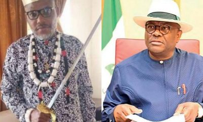 Nnamdi Kanu Has Killed Gov Wike's Political Future – Ohanaeze Claims