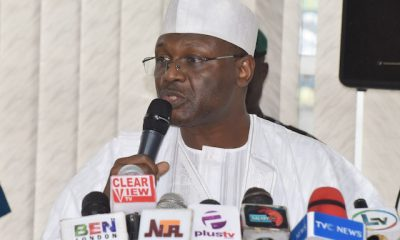 INEC Announces Date To Introduce Electronic Voting In Nigeria's Elections