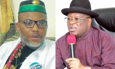 IPOB Can't Speak For Igbo People In River's State - Gov Umahi