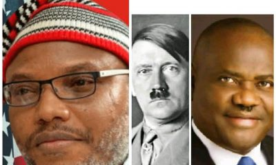 Shocking !!! - Nnamdi Kanu Reveals The Names Of Igbo Jews Taken From Obigbo And Slated For Summary Execution