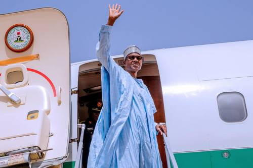 Don't Allow Buhari To Travel Abroad For Medical Treatments - Senate Tells State House Officials