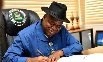 Supreme Court Rules In Suit Against Diri As Bayelsa Governor