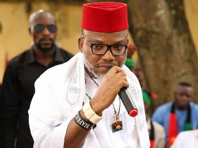 Nnamdi Kanu - It's Obigbo Not Oyigbo, It's Igweocha Not Port Harcourt
