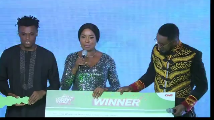 Next Naija Comedy Star — Aproko Wins 5 Million Naira And A Car