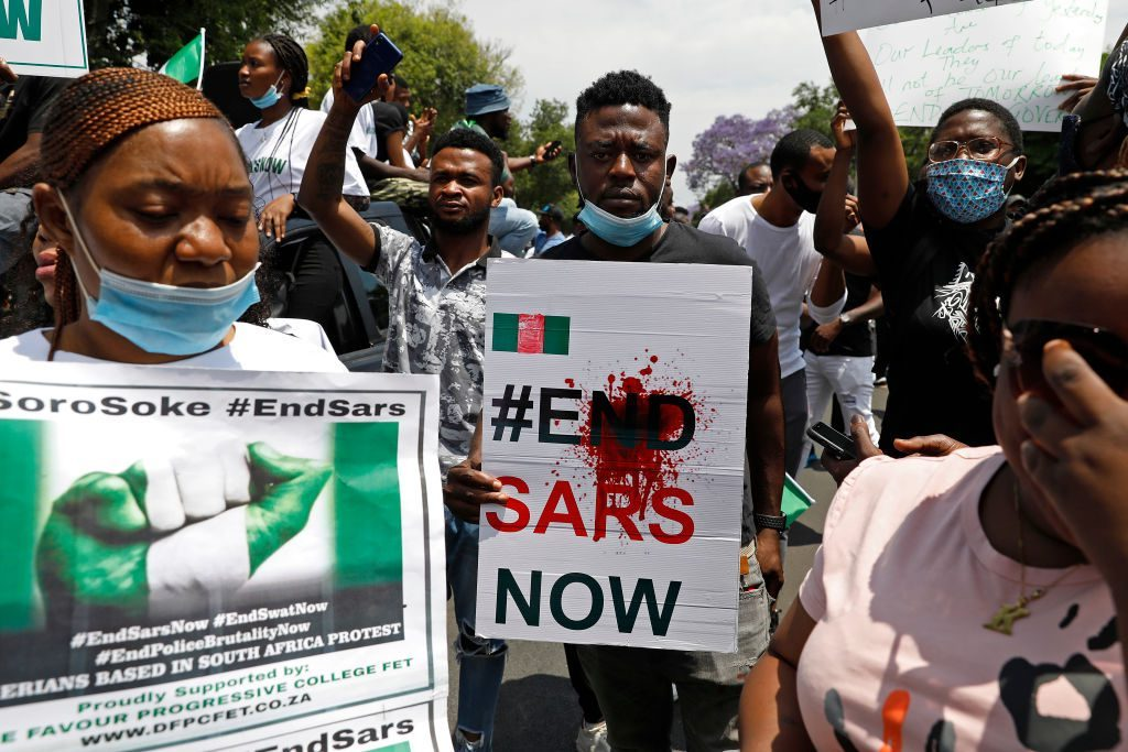 BREAKING: End SARS Protest Resurface In Osun State