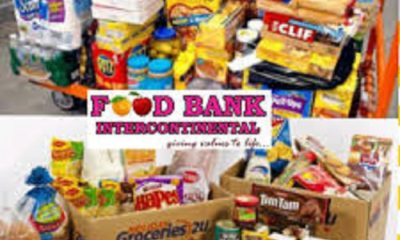 Food Bank Intercontinental Compensation Plan