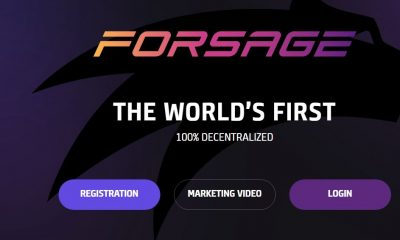 Forsage Tron - Tron Smart Contract - Your Wealth In Plain Sight