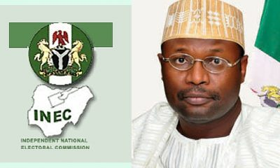 INEC: Prof Mahmood Yakubu Sworn-In For Second Tenure