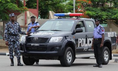 END SARS: Tension In Calabar As Security Agents Flood Streets Over Rumours Of Attack