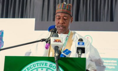 Boko Haram: Zulum Wants Borno State Refugees In Other Countries To Return Home