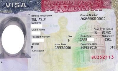 BREAKING: US Removes Visa Reciprocity Fees For Nigerian Citizens