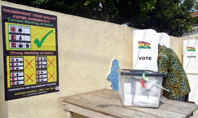 Ghana Begins Presidential, Parliamentary Elections
