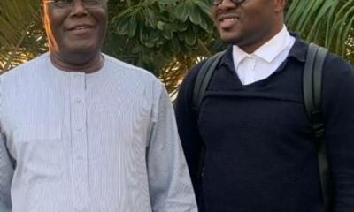 Atiku Appoints Collins Onyeaji As Special Adviser