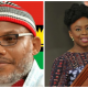 Biafra Restoration: Chimamanda Adichie Education Is A Waste -Nnamdi Kanu