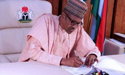 COVID-19: Buhari Signs New Regulations For Churches, Markets, Use Of Face Masks
