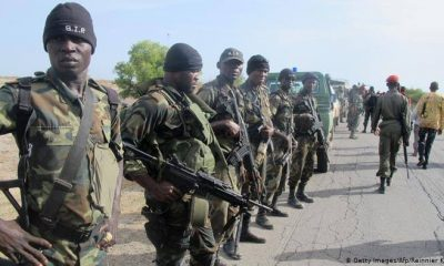 ESN Orlu: Tension Arise In Orlu As Buhari Deploys Over 400 Soldiers From Zaria