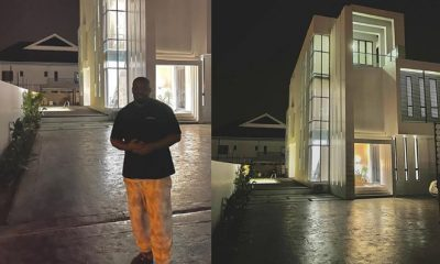 Don Jazzy Flaunts New Multi-Million Naira Mansion (Photo)