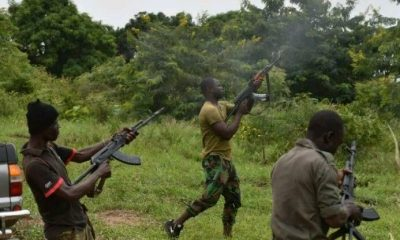 BREAKING: Seven Abducted As Bandits Storm Another School In Kagara