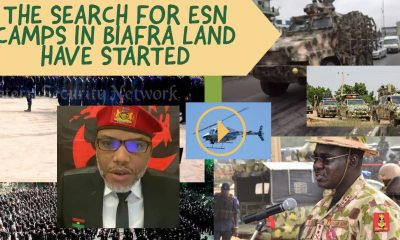 The Nigerian Army Are Preparing To Hunt Down All ESN Operatives - IPOB Cries Out