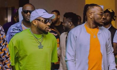 """Let Davido Tap From My Anointing"" – Peruzzi Reacts To Claims That He Writes Davido's Songs"