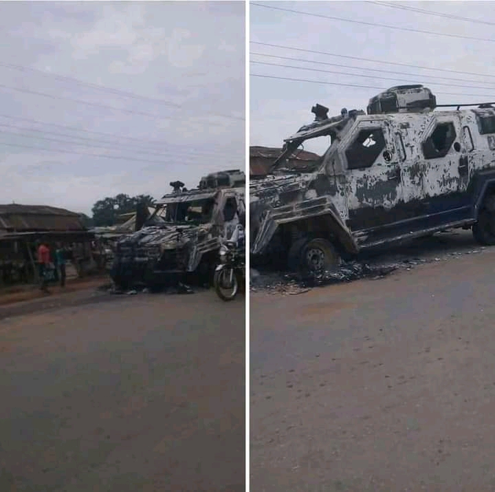 Fulani Herdsmen: All Armored Tanks Brought To Biafraland Will Be Destroyed — Nnamdi Kanu