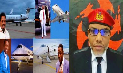 Mazi Nnamdi Kanu — Nigeria Pastors Are Worshipping The god Of Money And Private Jet