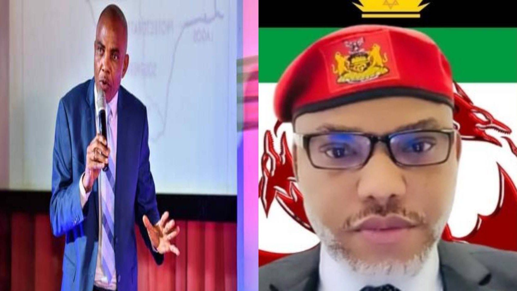Nigeria Will Collapse If You Don't Stop IPOB And Nnamdi Kanu, Stop Them Now — Tony Nnadi Cries To Buhari