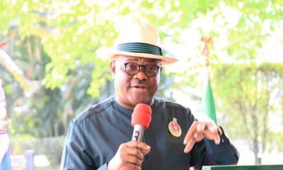PDP Will Suffer If I Leave – Gov Wike Boasts