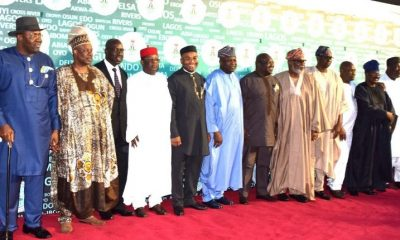 Southern Governors Ban Open Grazing, Call aFor National Dialogue