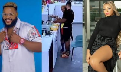 BBNaija: Queen Reveals Real Intentions Of Getting Close To Whitemoney