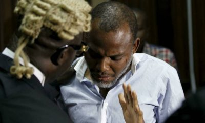 Nnamdi Kanu's Lawyers Insist On His Production In Court Today