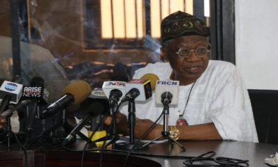 Twitter Ban: Buhari Govt To Lift Suspension Very Soon – Lai Mohammed