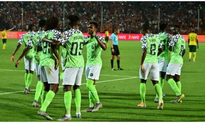 Central African Republic Vs Nigeria: Referee Accused Of Helping Super Eagles Win