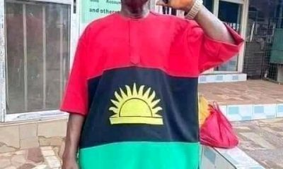 It's Not Biafra Clothing – Chiwetalu Agu Tells Soldiers After Arrest